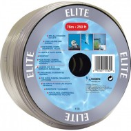 Elite PVC Clear Airline Tubing - 1/4