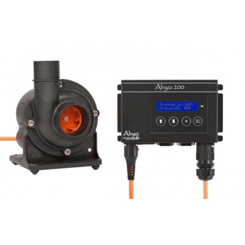 "Abyzz Pump A 200 "" USED"""