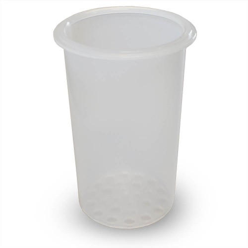 Filter Media Cup - 4 inch
