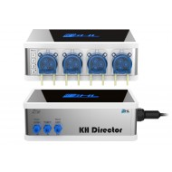 KH Director/GHL Doser 2.1 Slave, 4 pumps - black combo
