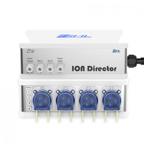 ION Director/GHL Doser 2.1 Slave, 4 pumps - white combo