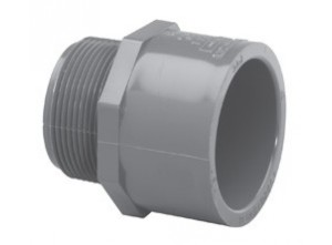 Male Adapter MPT x Slip